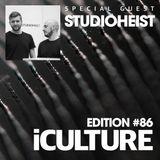 iCulture #86 - Special Guest - Studioheist