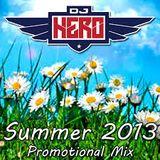 DJ Hero - Summer 2013, Promotional Mix.