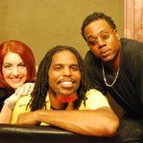 The Chris Black show featuring singer Samona & Musician/Author Joe Cook