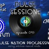 Chris Voro - Pulse Sessions Guest Mix