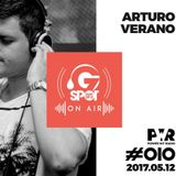 Arturo Verano Special mix for G-spot radio show PHR