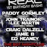Jamie B Live @ Keep It Real 1st Birthday Bash @ The Bot 25th June 2016