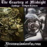 The Cemetery at Midnight - Nov. 11th 2018