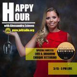 Happy Hour Radio Show ep 2 ft Wynwood Brewing Company