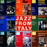 Toni Rese Mono- Jazz From Italy-Carosello Records- Italian Jazz 70's