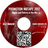 DJ WAM - House and Electro Mixtape 2012