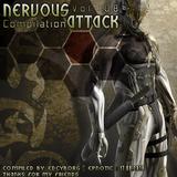 """V.A. NERVOUS ATTACK - COMPILATION VOL.08 """"17.08.2010"""""""