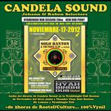 Candela Sound - Live inna Nyahbinghi Dub Session Nov2012