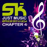Greg Sin Key - Just Music chapter 4