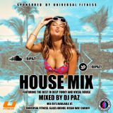 DJ PAZ PRESENTS: HOUSE MIX CD - SPONSORED BY UNIVERSAL FITNESS GYM