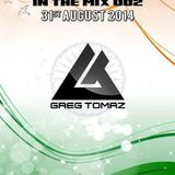 Greg Tomaz - India In The Mix 002 with TranceHub On AH.FM #IITM002