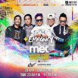 EMERGENCY @ Met 107 Met Night Vibe Mix by 2BREAK TAZU #1