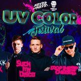 #Anonym Night  UV COLOR Festival# #Hangolódási mix# #Technó a mix végén#