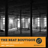 The Beat Boutique 5th August 2017