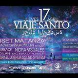 Chrisback - Live @ Viaje Santo - Ibiza Rancagua (17-04-2014) - Podcast 36