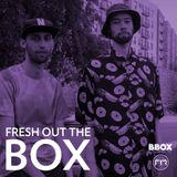Fresh Out The Box #1517: Cross Atlantic (Feat. These Evil Streets, Rushmore, Kid Antoine and Fraxinu