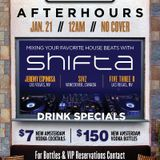 Artisan Afterhours - (01-21-17) Dj Shifta
