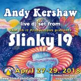 Andy Kershaw - Live At Slinky 19 - April 2018