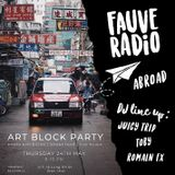 05.24.18 Fauve Radio Abroad - Art Block Party (Hong Kong)