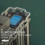 Discothèque - 28 Septembre 2016