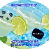 Summer Club   2015   By Dj Roi Mines