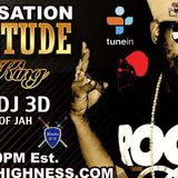 The Conversation With  Icebox Internationa  DJ 3D Kolaiah  &  Ras Attitude