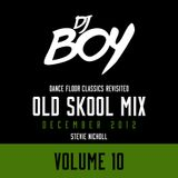 DJ Stevie Nicholl - Old Skool Mix Vol 10 (December 2012)