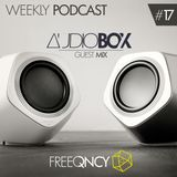 FreeQNCY PODCAST #17 GUEST MIX AUDIOBOX