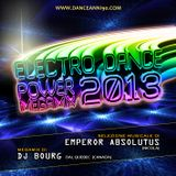 Electro Dance Power Megamix 2013