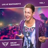CD1- David Marquez - Best of Clubhits 2014 - Livemix at Beatz & Boyz Party