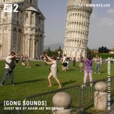Gong Sounds w/ Adam Jay Weissman - 13th November 2017