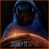 """Journey to Mars"" (For Astronauts & Space Explorers Everywhere) by AURA"