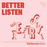 Better Listen Radio - Episode 1 - 1/7/18