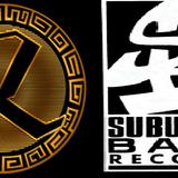 1993-94 Reinforced Records vs Suburban Base