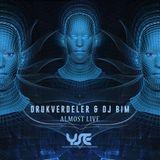Drukverdeler & DJ Bim - Almost Live
