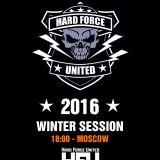 Marlo - Hard Force United Winter Sessions mix - Feb2016