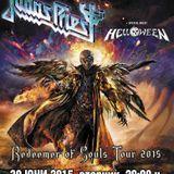 Judas Priest & Helloween in Bulgaria - 30.06.2015