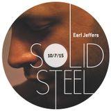 Solid Steel Radio Show 10/7/2015 Hour 2 - Earl Jeffers