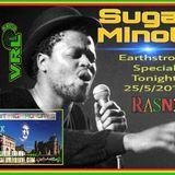 Sugar Minott. Earthstrong Special..Reggaeoverdrive Radio..