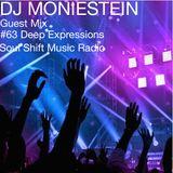 Soul Shift Music Radio #63 Guest Mix DJ Moniestien (Deep Expressions)