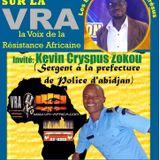 Sergent Kevin Zokou, entretien avec Jean Chresus de la grande muette