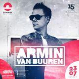 Armin Van Buuren - Live @ Parking Stage Sunrise Festival (Poland) 2017.07.23.
