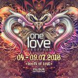 Caemix & Face Design DJ SET @ One Love Festival 2018