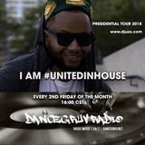 DanceGruv [005] - #UNITEDINHOUSE RADIO SHOW - DJ UZO