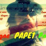 Plat du jour avec café pousse disque S06 Ep12 :  Reggae  Papet Party