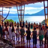 Morning Love Dance // Lake Atitlan 01.17.18