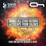 Trance All-Stars Records Pres. Escape From Silence #188