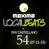Maxima Local Beats by Ray Castellano 54 (07-11-2015)