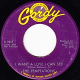 NORTHERN SOUL – I WANT A LOVE I CAN SEE