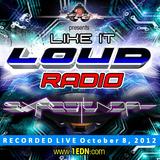 SixFootUnda - Live on Like it Loud Radio - 10-08-12